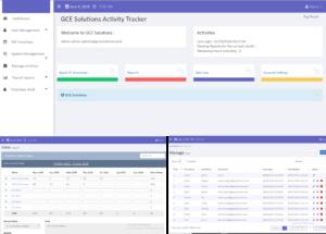 Timesheet App for Enterprise